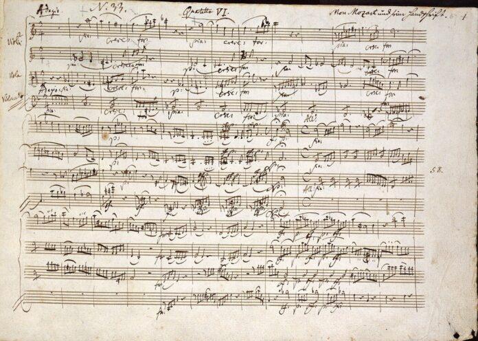 Mozart Zauberhafte Musik